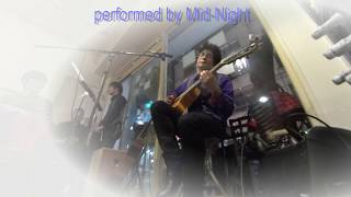 """Rain Song (Jimmy Page, Robert Plant) :""""Mid-Night"""" Live!"""