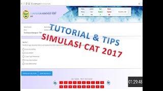 Download Video ALHAMDULILLAH.... LULUS CPNS dengan BELAJAR TUTORIAL & TIPS  SIMULASI CAT BKN MP3 3GP MP4