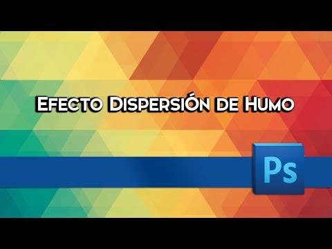 Tutorial Photoshop CC - Efecto Dispersión De Humo