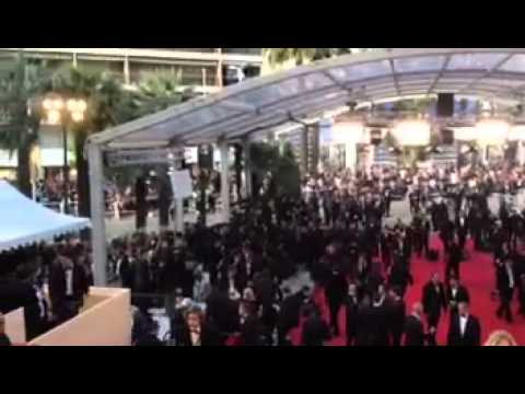 View from the Palais for OTR Red Carpet