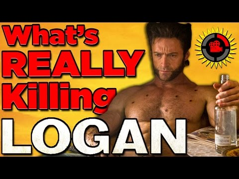 Thumbnail: Film Theory: The REAL Reason Wolverine is DYING! (LOGAN)