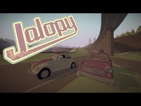 Jalopy Gameplay #7 - Arriving in Istanbul!
