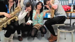 部内アンサンブルコンサート2011.2.11 Soprano Saxophone :Yukako Utsum...