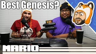 Talking About the Analogue Mega Sg with Sean - A Worthy Sega Genesis Clone?