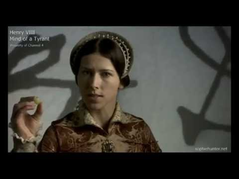 Henry VIII: Mind of a Tyrant 2009 featuring Sophie Hunter as Anne Boleyn