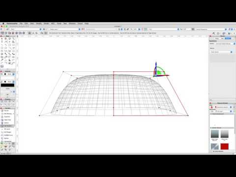 Freeform Modeling - Subdivision Tool - Primitive Types and Tent Roofs