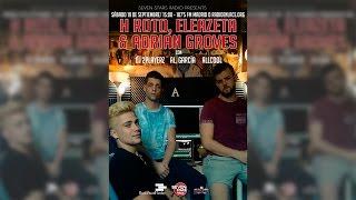 Seven Stars Radio - Videoentrevista a H Roto, Eleazeta & Adrian Groves #RussianRoulette