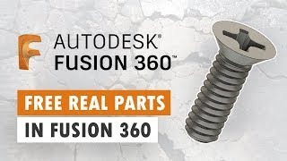 Fusion 360 McMaster-Carr Import