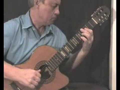 Large guitar lick pentatonic