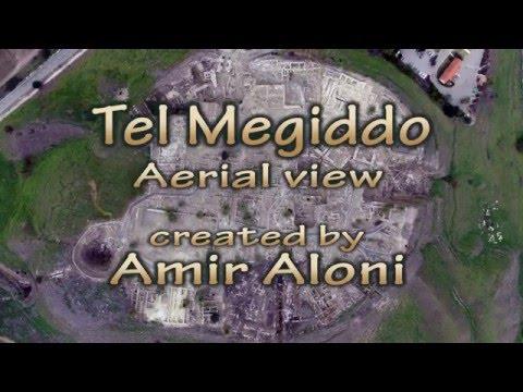 Tel Megiddo   2016 - 4k