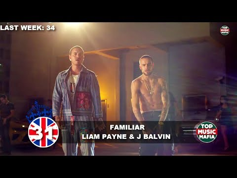 Top 40 Songs of The Week - May 12, 2018 (UK BBC CHART)