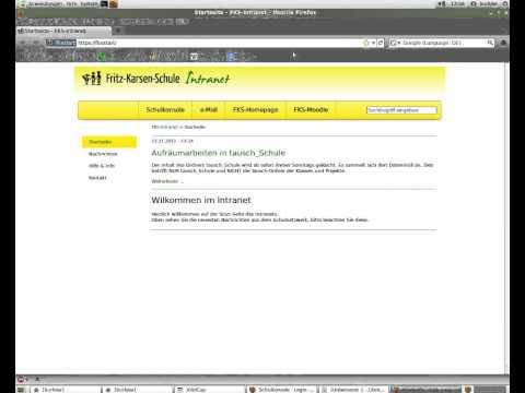 Passwortänderung FKS- Schulkonsole