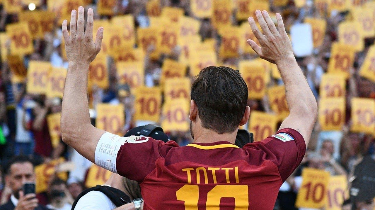 Download Francesco Totti -  Una vita dedicata alla Roma