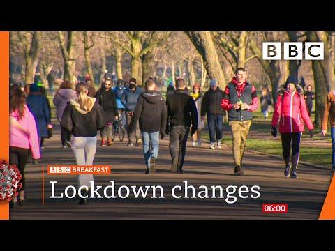 Covid: 'Don't squander gains,' says Prof Stephen Powis @BBC News live 🔴 BBC