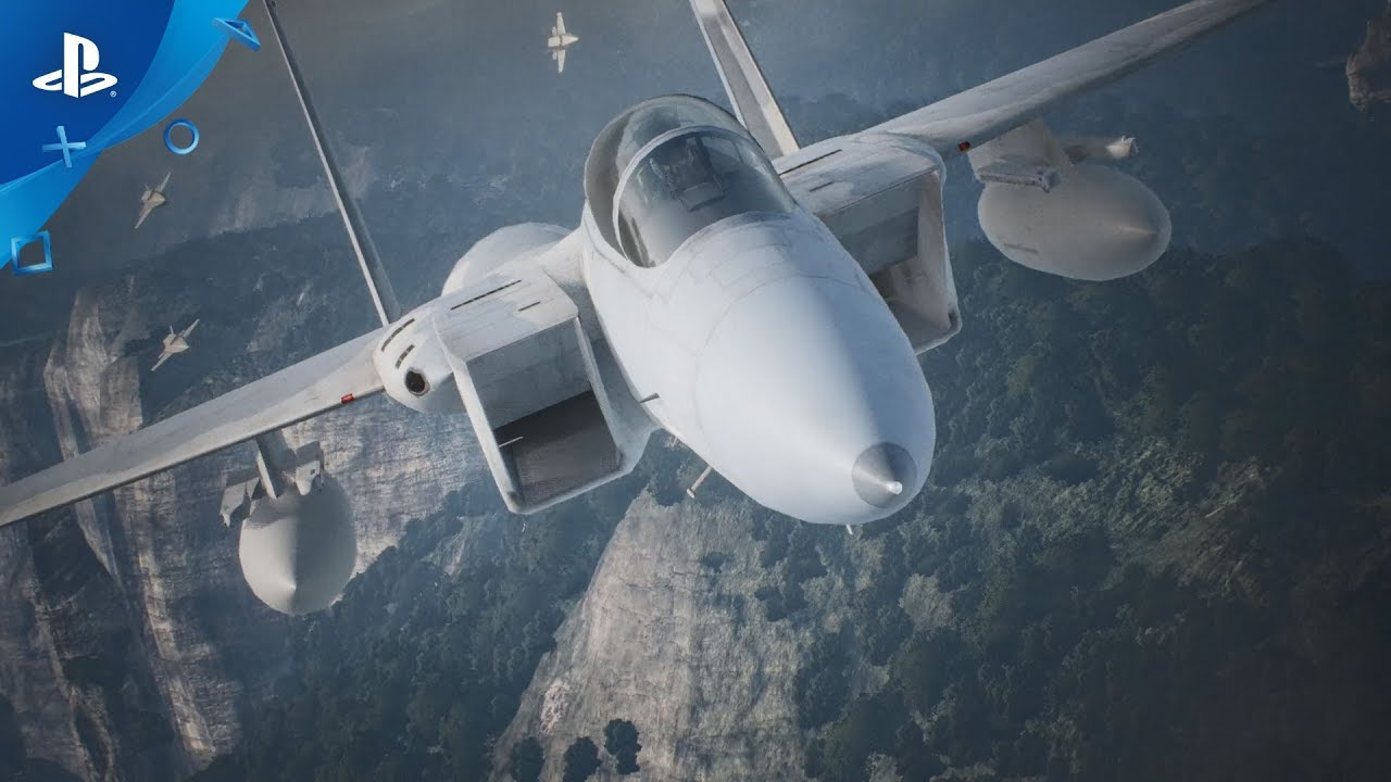 『ACE COMBAT™ 7: SKIES UNKNOWN』 トレーラー