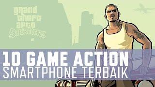 10 Game Action di Smartphone Terbaik 2015 | Tech In Asia Games