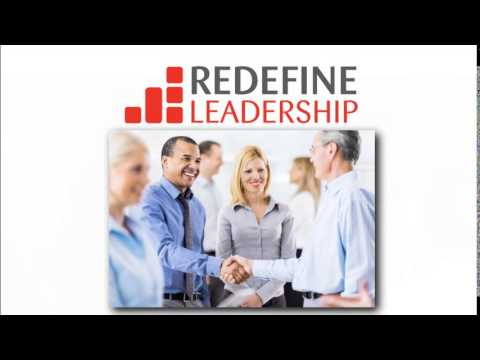 Redefine Leadership Website Video