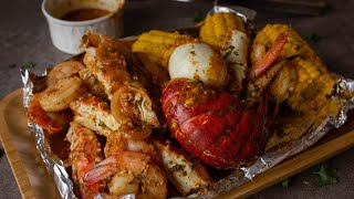 How To Make The Best Stovetop Seafood Boil | Easiest Seafood Boil Recipe