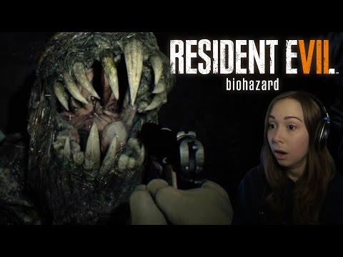 [ Resident Evil 7 ] Midnight demo / update: a gun, a monster, OMG YES