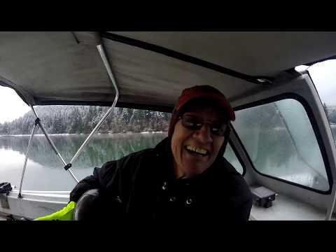 Merwin Lake Kokanee Fishing