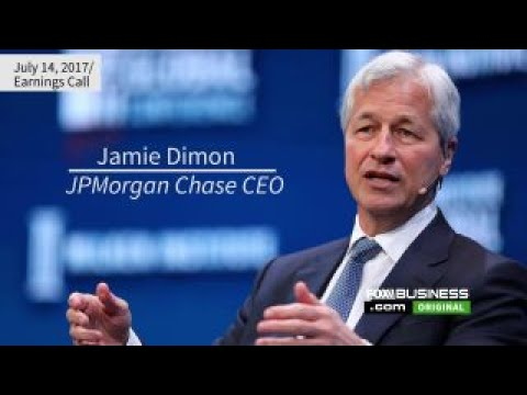 JPMorgan Chase CEO explodes over D.C. gridlock