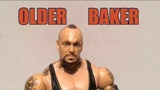 WWE ACTION INSIDER: UnderTaker WrestleMania 30 wrestling action figure from Mattel