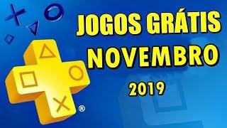 JOGOS GRÁTIS PSN PLUS NOVEMBRO 2019 - SERÁ ESSES ?