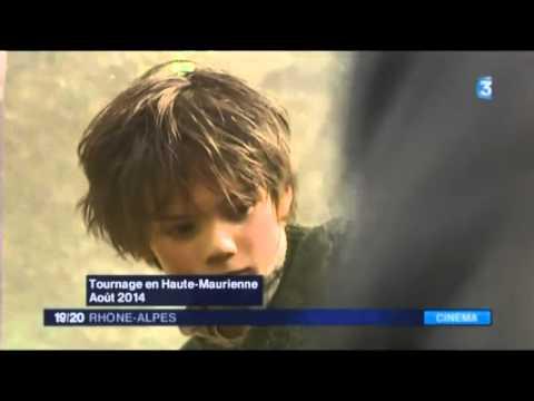 Belle et Sébastien 2 en tournage dans l'Ainde YouTube · Durée:  1 minutes 53 secondes