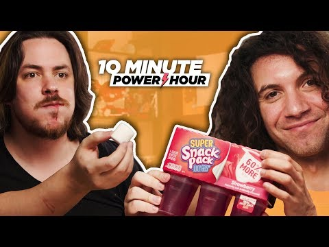 Guiness World Records - 10 Minute Power Hour