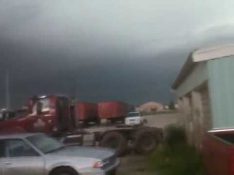 July 1, 2011 Storm - Marshall, MN (Part 2)