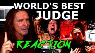 World's Best Judge Reaction - Why He Did Not Vote For Dimash - Ken Tamplin