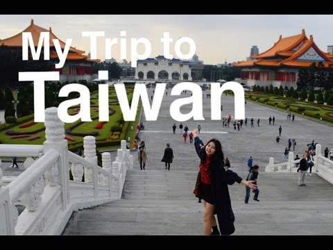 Trip to Taipei/Taiwan || March 2017