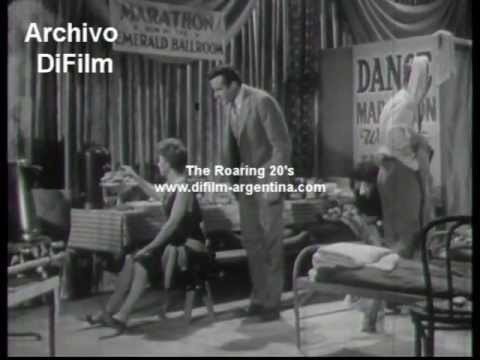 "DiFilm - TV Serie The Roaring 20's ""Dance Marathon"" (1961)"