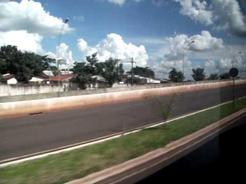 Volvo B9R Viação Garcia Chegando Ao Terminal Rodoviário De Maringá-PR