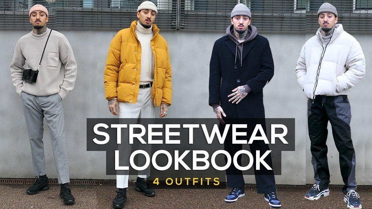 STREETWEAR LOOKBOOK | AUTUMN FALL | Men's Fashion 2018 7