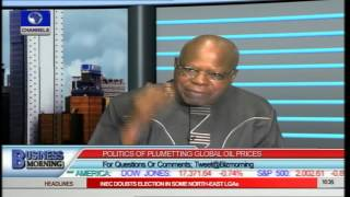 Business Morning: Politics Of Plummeting Global Oil Price - Part 1