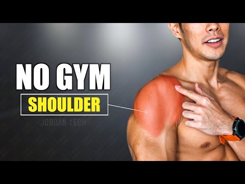 Quarantine Home Shoulder Builder (as Good As Gym)
