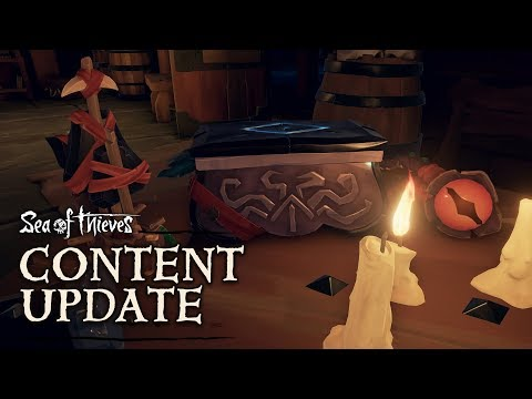 Sea of Thieves Dark Relics update adds Harpoon Rowboats, voyages and more