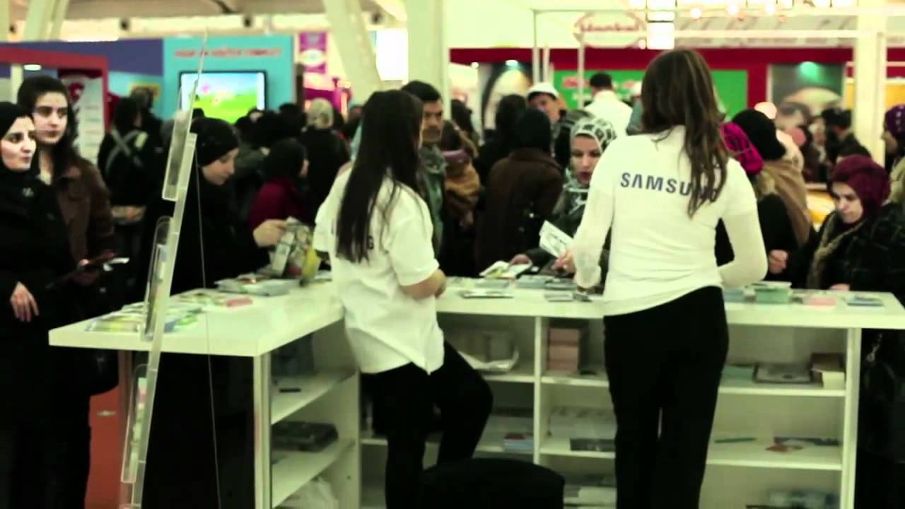 SAMSUNG – SALON EVE 2012