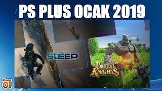 Bedava PlayStation Plus Oyunları - Ocak 2019