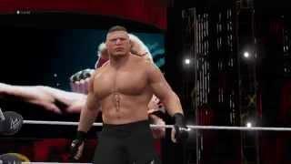 WWE 2K16: Brock Lesnar