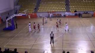YBU Eryaman Basketbol A Minikler Basketbol Müsab 15 02 2014