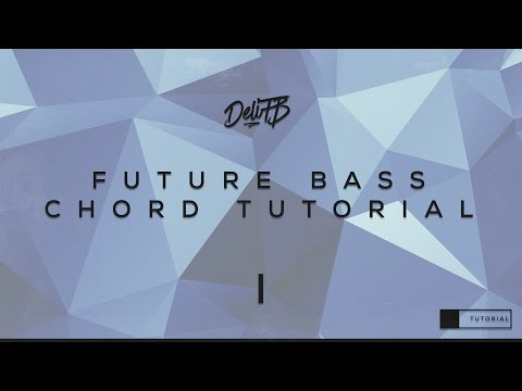 Basic Future Bass Chord, That Sounds Good! | Serum