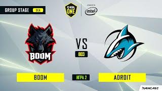 BOOM vs Adroit (игра 2) BO3 | ESL One Los Angeles | Online