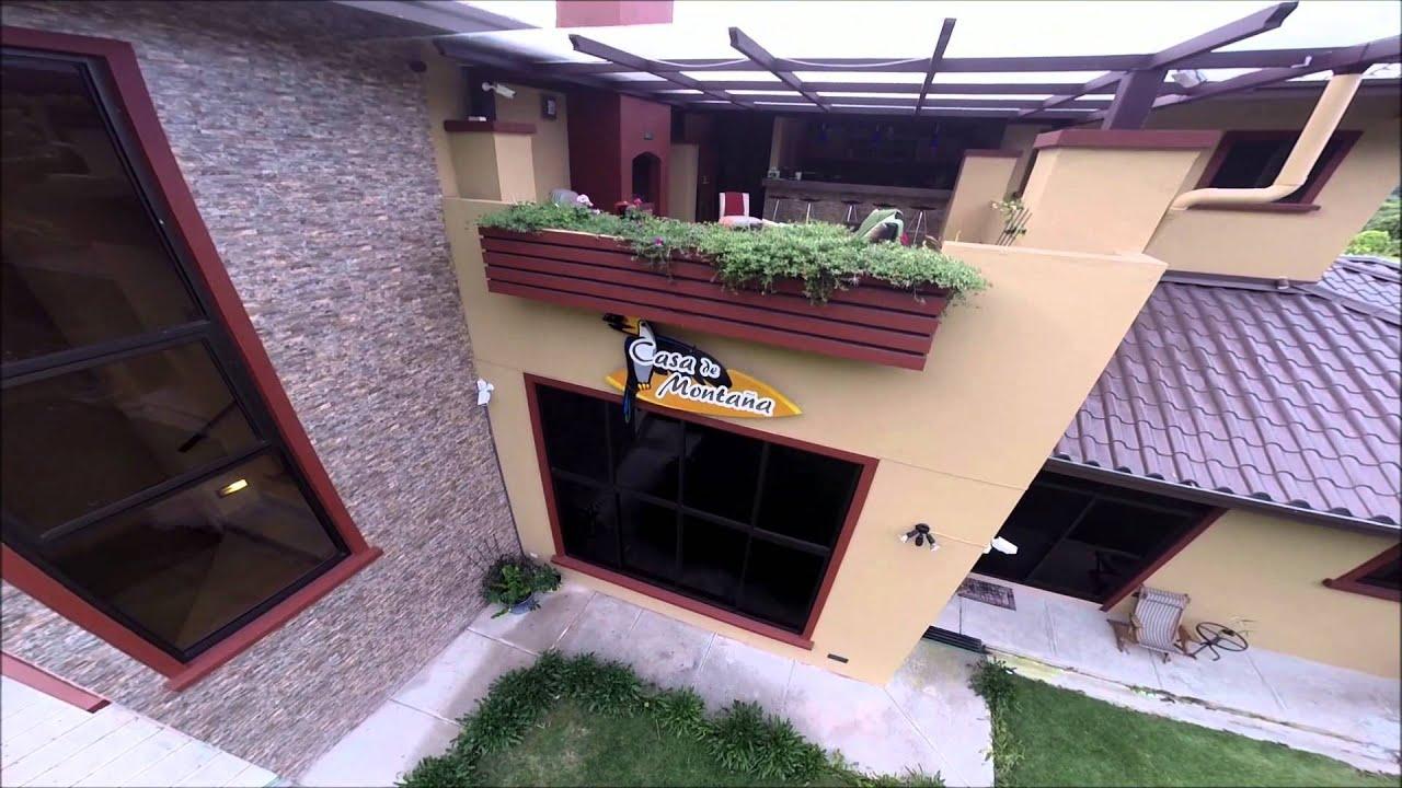 Casa de monta a bed breakfast in boquete panama youtube - Apartamentos de montana ...