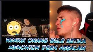 Terharu!!!Reaksi Orang Bule Ketika Menonton Deen Assalam ft.Nissa Sabyan