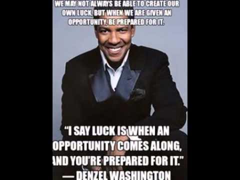 Denzel Washington Quotes Captivating 10 Denzel Washington Quotes  Youtube