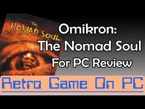 Omikron: The Nomad Soul for PC Review