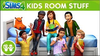 PS4 Games | The Sims 4 - Parenthood and The Sims 4 Kids Room Stuff Launch Trailer