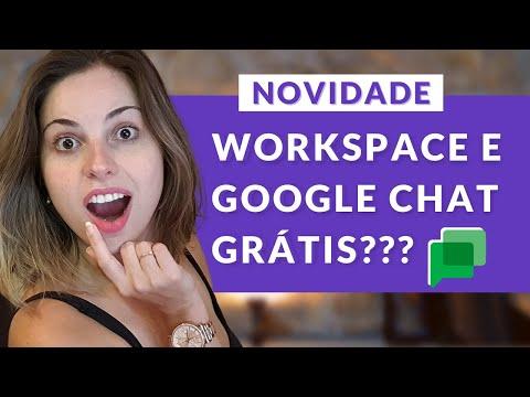 Google Workspace e Google Chat liberado DE GRAÇA para todo mundo - Descubra como ativar (NOVIDADE)